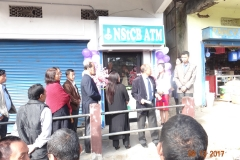 ATM Booth of Changtongya branch opened