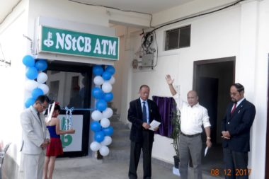 ATM Booth of Tuli branch opened