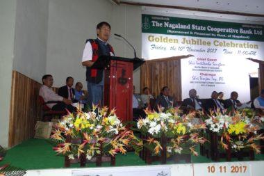 Parliamentary Secretary, Government Of Nagaland, Sri Imtilemba Sangtam (Golden jubliee)